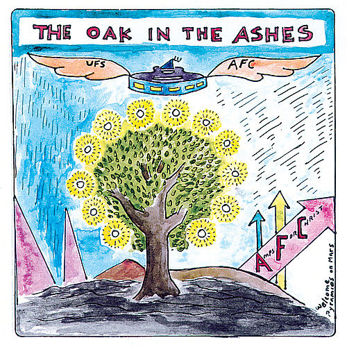 The Oak In The Ashes by Amps For Christ