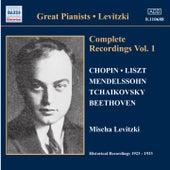 Complete Recordings Vol. 1 von Mischa Levitzki