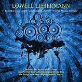 Lowell Liebermann: Clarinet Quintet; Piano Quintet by Korevaar