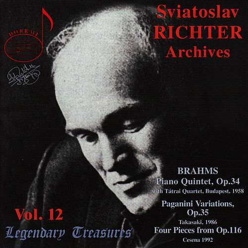 Richter Archives, Vol. 12 by Sviatoslav Richter