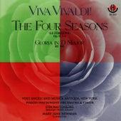 Viva Vivaldi!- The Four Seasons Op. 8, 1-4 & Gloria in D Major, RV 589 by New York Voci Angeli And  Musica Antiqua