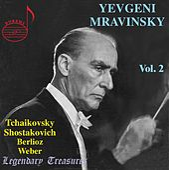Yevgeni Mravinsky, Vol. 2 by Yevgeny Mravinsky