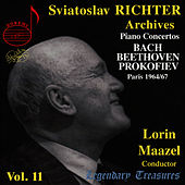 Richter Archives, Vol. 11 by Sviatoslav Richter