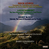 The Royal Scottish National Orchestra Performs Works by Achron, Saminksy, and Bloch by Royal Scottish National Orchestra