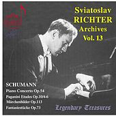 Richter Archives, Vol. 13 by Sviatoslav Richter