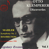 Otto Klemperer Discoveries, Vol. 1 by Sydney Symphony Orchestra