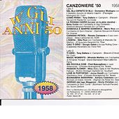 Canzoniere '58 - Canzoni Originali Del 1958 by Various Artists