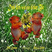 Dreh dich wie ein dicker Bär - Spieltänze und Tanzlieder by Rolf Krenzer