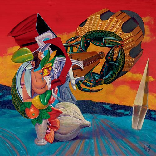 Octahedron by The Mars Volta