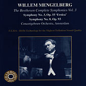 Beethoven Complete Symphonies Vol.3 by Concertgebouw Orchestra of Amsterdam