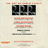 The Art of Pablo Casals by Pablo Casals