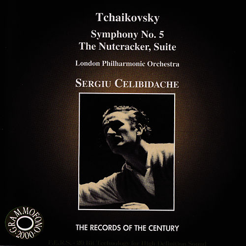 Tchaikovsky: Symphony No. 5 in E Minor, The Nutcracker Suite by London Philharmonic Orchestra