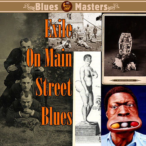 Exile On Main Street Blues by Various Artists