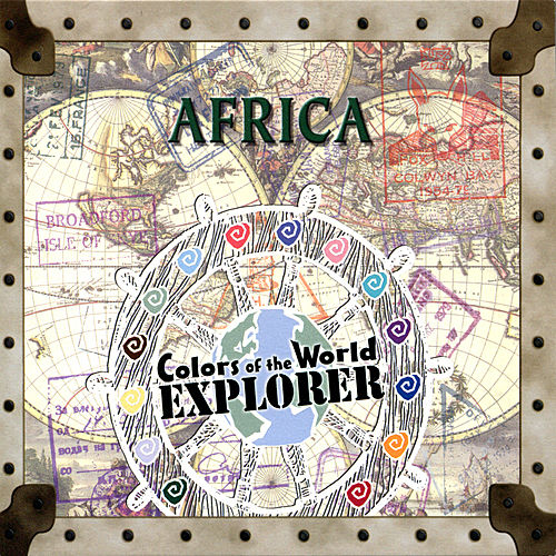 Colors of the World: Africa by Various Artists