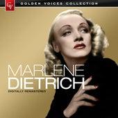 Golden Voices (Remastered) by Marlene Dietrich