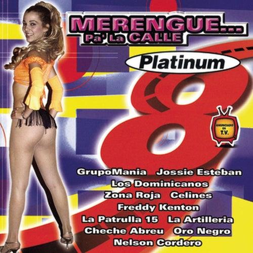 Merengue Pa La Calle Platinum by Various Artists