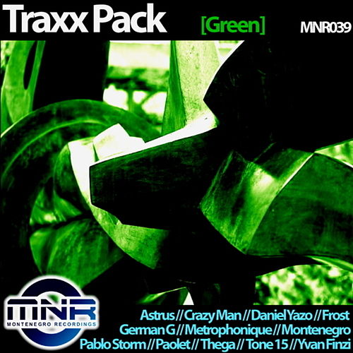 Traxx Pack (Green) by Various Artists