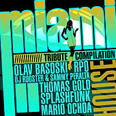 Houseplanet : Miami Tribute Compilation - Unmixed by Various Artists