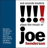 Red Records Leaders Plays The Music Of Joe Henderson by Various Artists