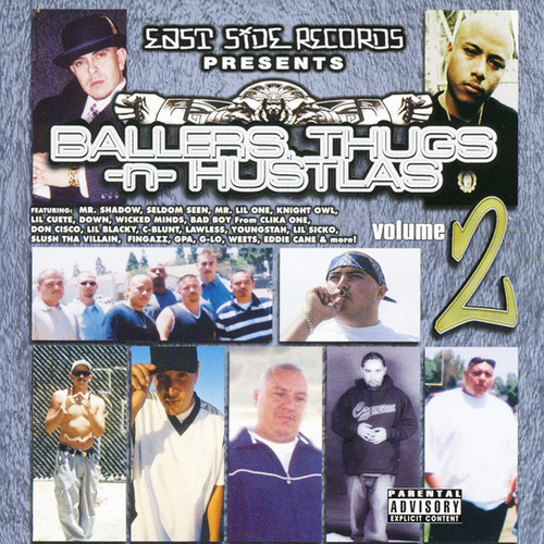 Ballers, Thugs N Hustlas, Vol. 2 by Various Artists