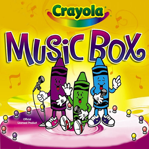 Crayola Music Box by The Countdown Kids