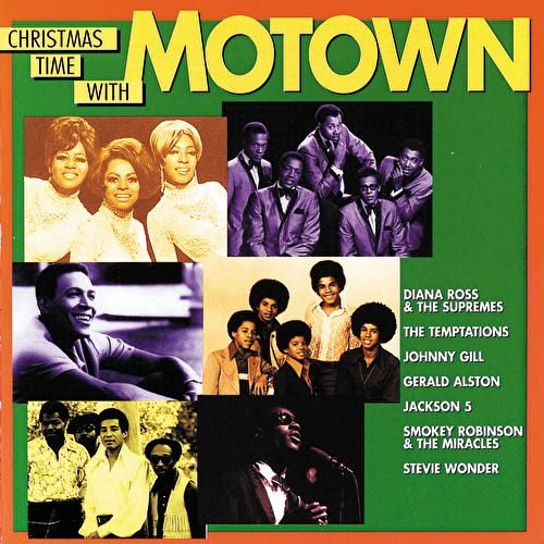 Christmas Time With Motown by Various Artists