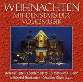 Weihnachten mit den Stars der Volksmusik by Various Artists
