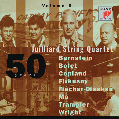 Juilliard String Quartet: Great Collaborations by Various Artists
