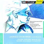 Leopold Stokowski Conducts Blacher, Prokofiev, Milhaud, Egk, Wagner, Mussorgsky & Tchaikovsky by Various Artists