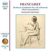 Complete Piano Music Vol. 19 by Franz Liszt