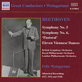 Symphonies 5 and 6 by Ludwig van Beethoven