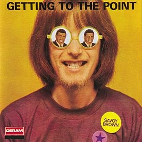 Getting To The Point by Savoy Brown