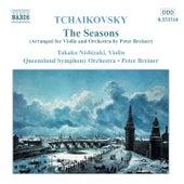 The Seasons by Pyotr Ilyich Tchaikovsky