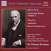 Orchestral Works Volume 3 by Frederick Delius