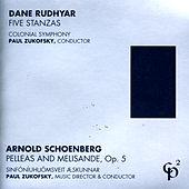 Rudhyar/Schoenberg by Sinfoniuhljomsveit Aeskunnar
