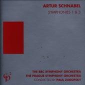 Artur Schnabel - Symphony Nos. 1 and 3 by BBC Symphony Orchestra