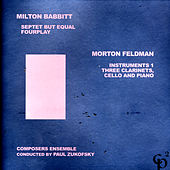 Milton Babbitt/Morton Feldman by Various Artists