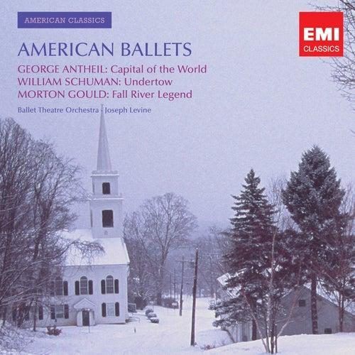 Antheil, Gould, Schumann: American Ballet Music by Joseph Levine
