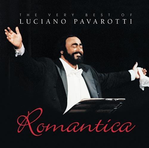 Romantica by Luciano Pavarotti