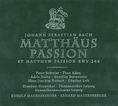 Johann Sebastian Bach: Matthäus-Passion BWV 244 (Gesamtaufnahme) von Various Artists