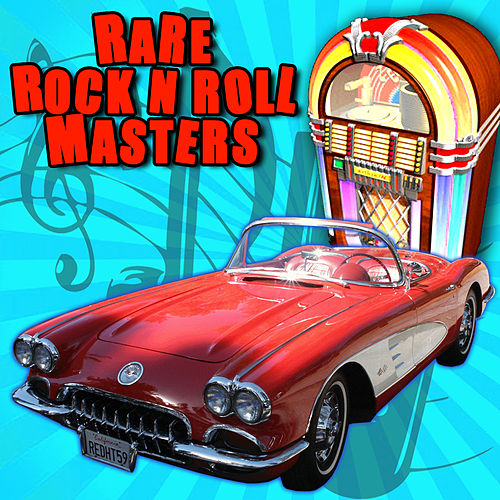 Rare Rock N' Roll Masters by Various Artists