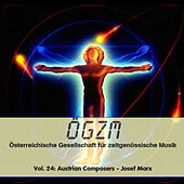 OEGZM Vol. 24: Portraits of Austrian Composers: Joseph Marx 1 by Joseph Marx