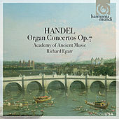 Handel: Organ Concertos Op. 7 by Various Artists
