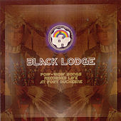 Pow-Wow Songs Recorded Live At Fort Duchesne by Black Lodge Singers