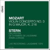 Isaac Stern - Mozart 3 by Isaac Stern