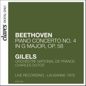 Emil Gilels - Beethoven 4 by Emil Gilels