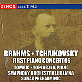 Brahms and Tchaikovsky: Piano Concertos by Various Artists