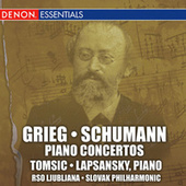 Grieg and Schumann: Piano Concertos by Various Artists
