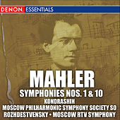 Mahler: Symphonies Nos. 1 & 10 by Various Artists