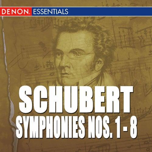 Schubert: Symphonies 1-8 by Various Artists